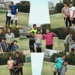 家族テニスクラス・親子テニスクラスが大人気