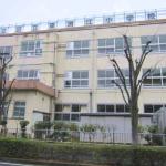 足立区立東渕江小学校へテニススクールから送迎中