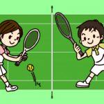 夏のジュニアイベント第2弾「強化テニス教室」