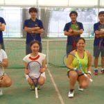 テニスプロによるスクールイベントを開催しました